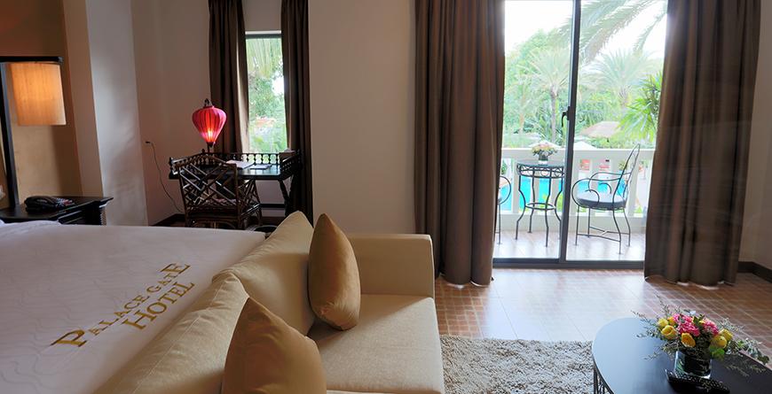 Royal Suite Pool View