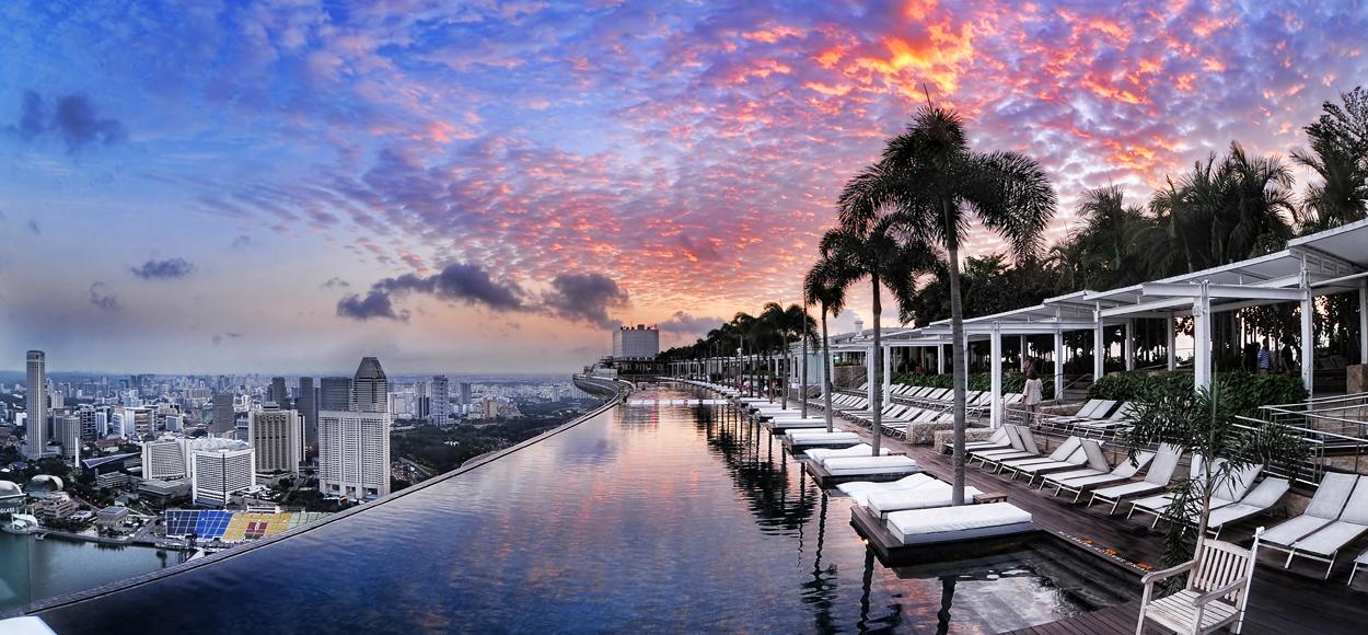 Marina Bay Sands Lead SkyPark