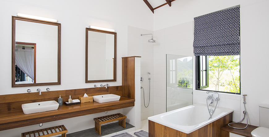 Osborne - Camellia Bedroom Bathroom