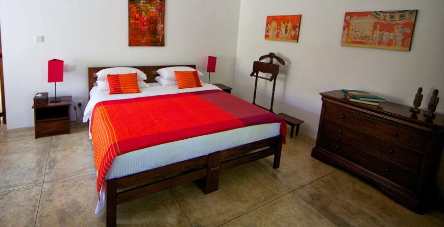 Clove Bedroom