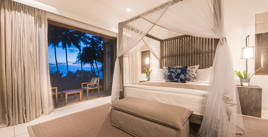 Oceanview Bedroom