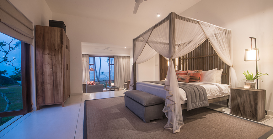 Oceanview Suite Interior