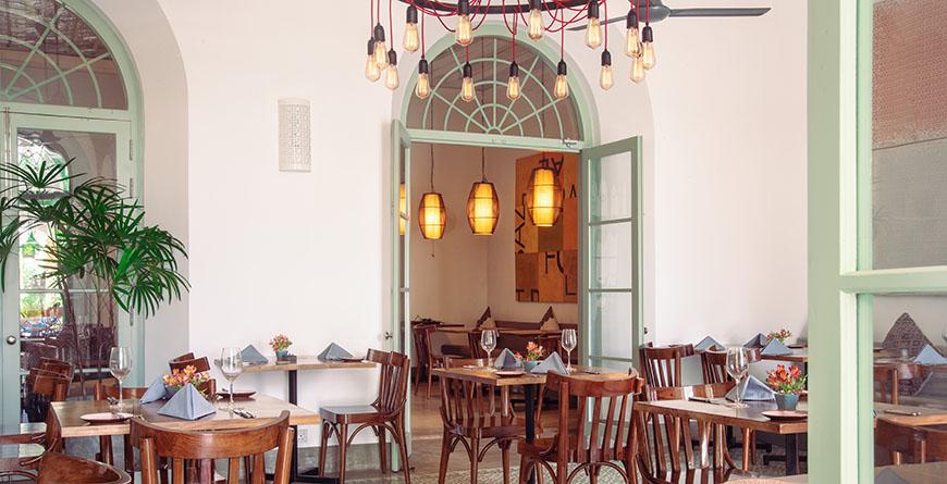 Restaurant Church Street