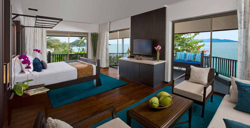Royal Sea-View Suite