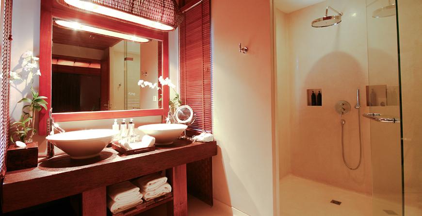 Two Bed Villa Bathroom