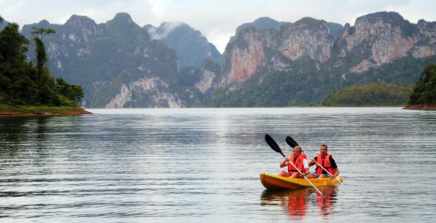 Kayaking Views