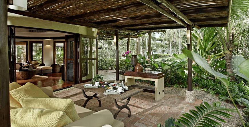 Terrace Pavillion