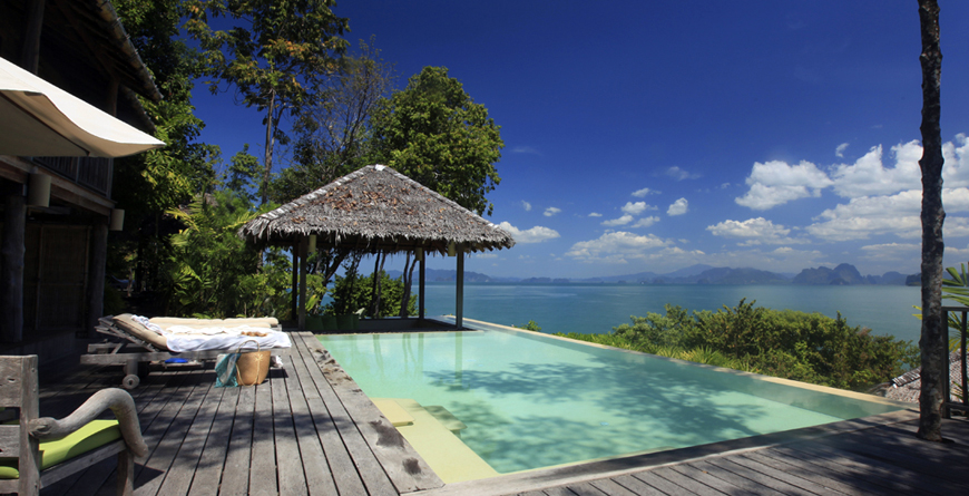 The Retreat Pool