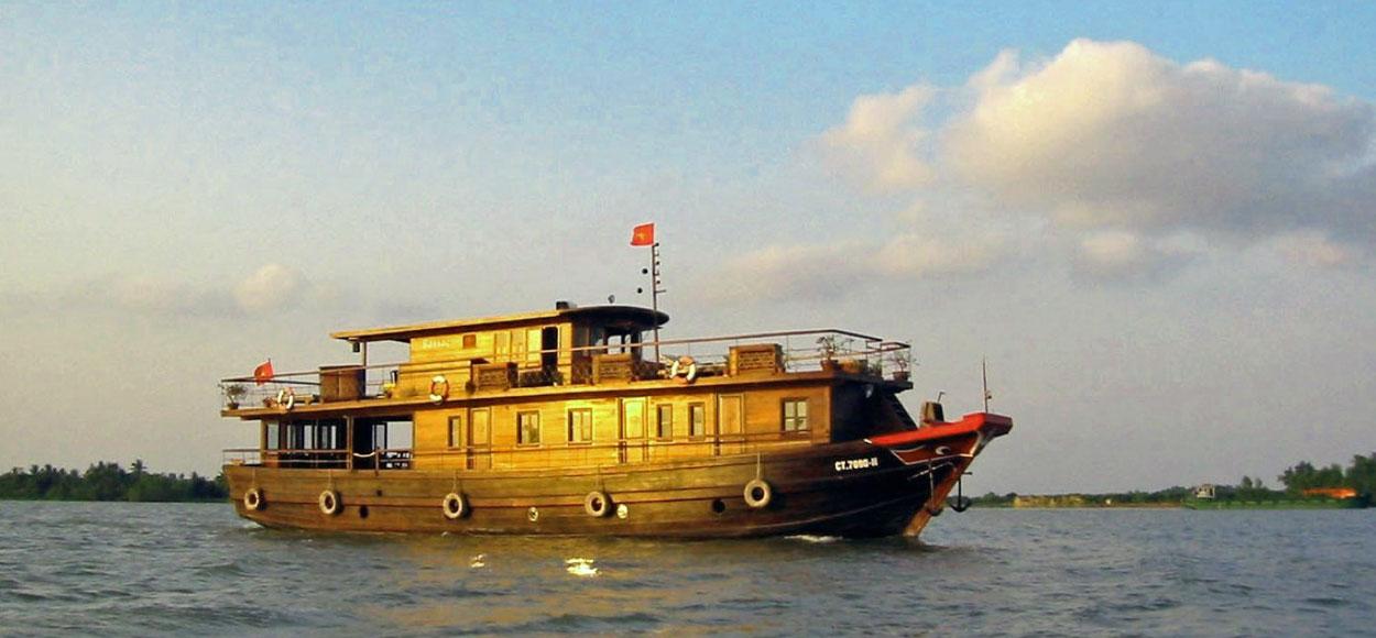 Bassac Cruise Mekong Delta
