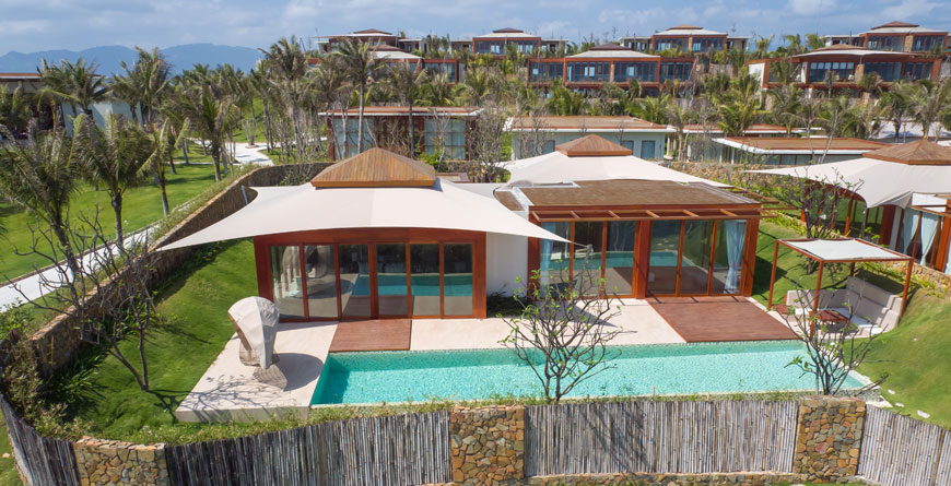 Two Bed Pool Villa