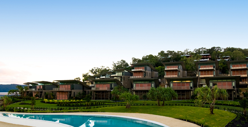 Villas Exterior