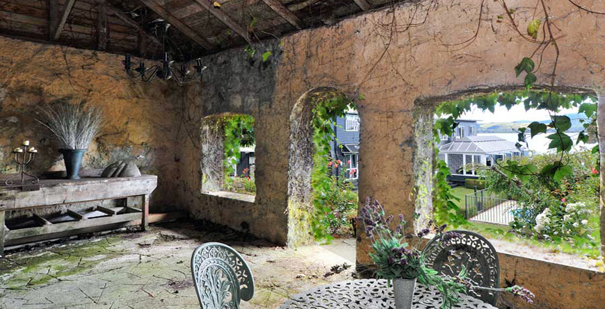 Secret Grotto