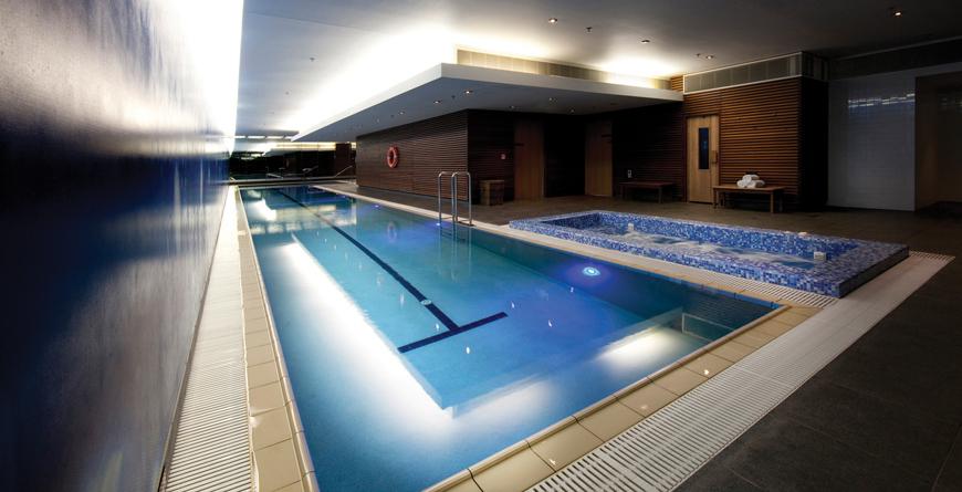 Sky City Grand Hotel Pool