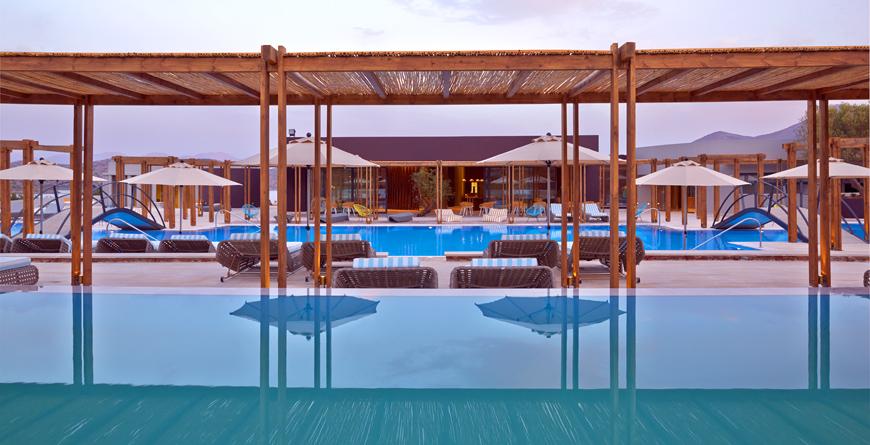 Luxury Villas Pool