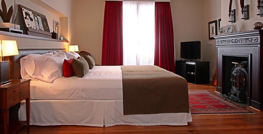 Legado Mitico Double Room