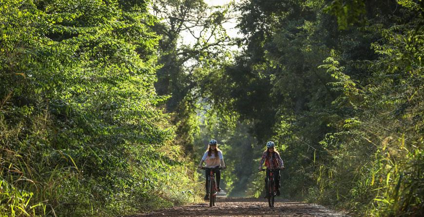 Bike Riding at Awasi
