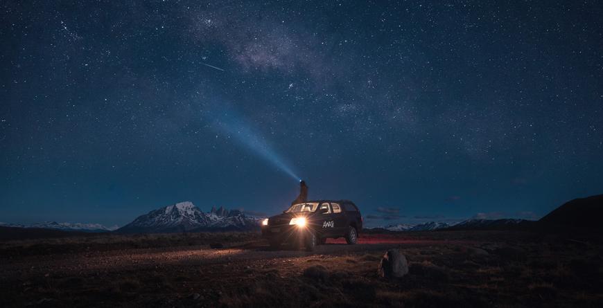 Astronomy & Night Skies