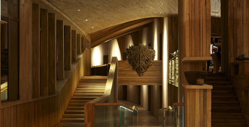 Interior, Credit Christian Spies