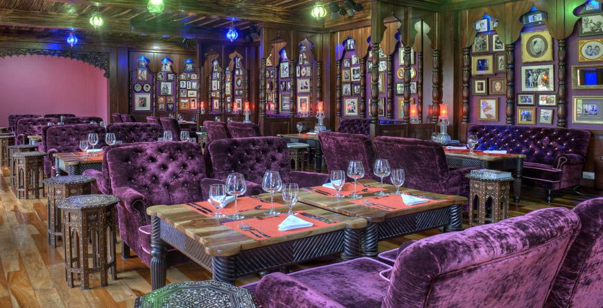 Restaurant Amor Loco Lounge