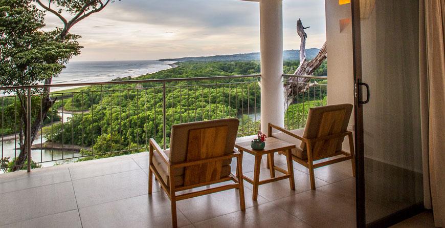 Flor Blanca Suite Terrace