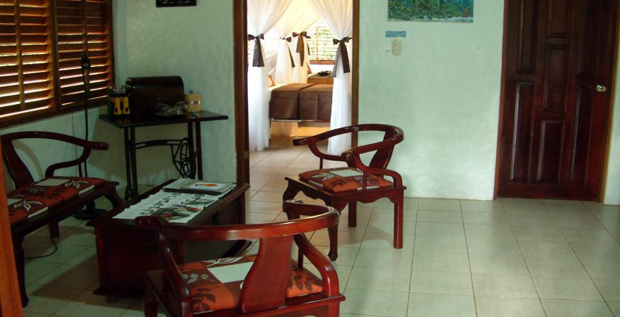 Honeymoon Junior Suite Entrance