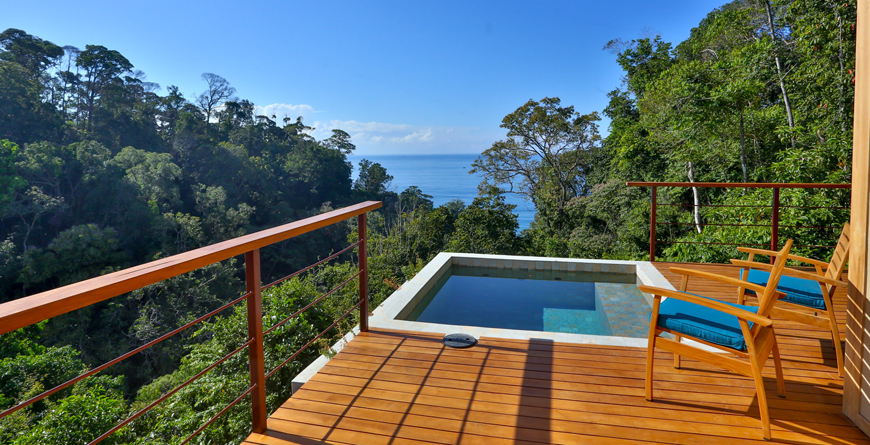 Deluxe Villa with plunge pool