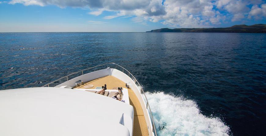 Sea Lion Yacht