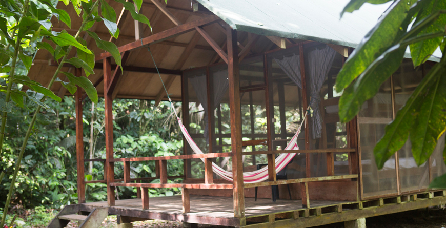 Cabin Ecterior