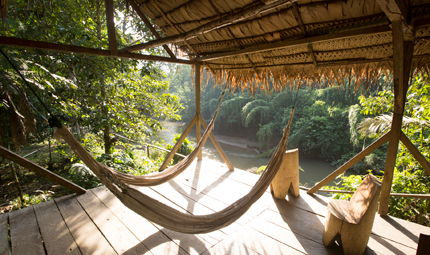 Riverside Hammock House