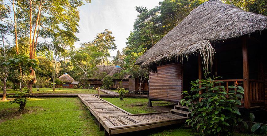 Cabana Setting