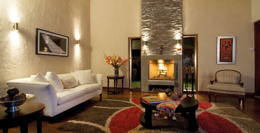 Villa Sitting Room