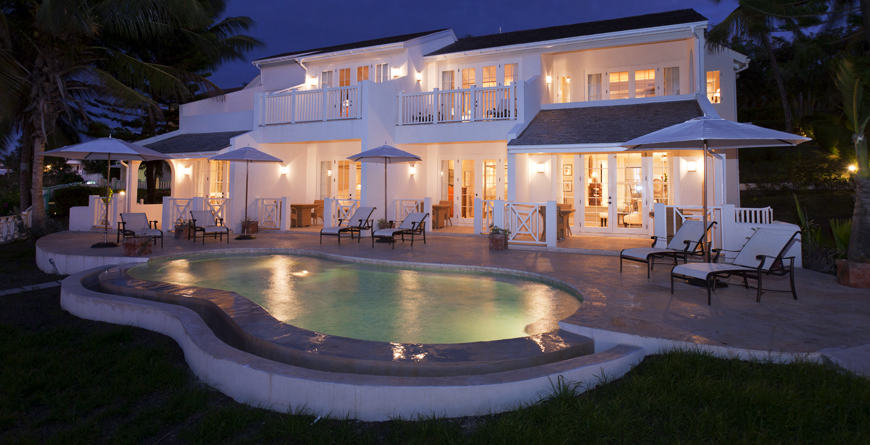 Pelican House Front Villa