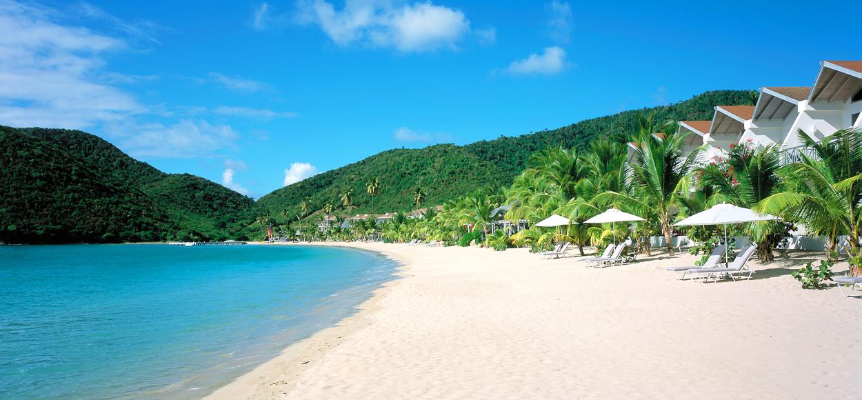 Antigua Best Beach Hotels