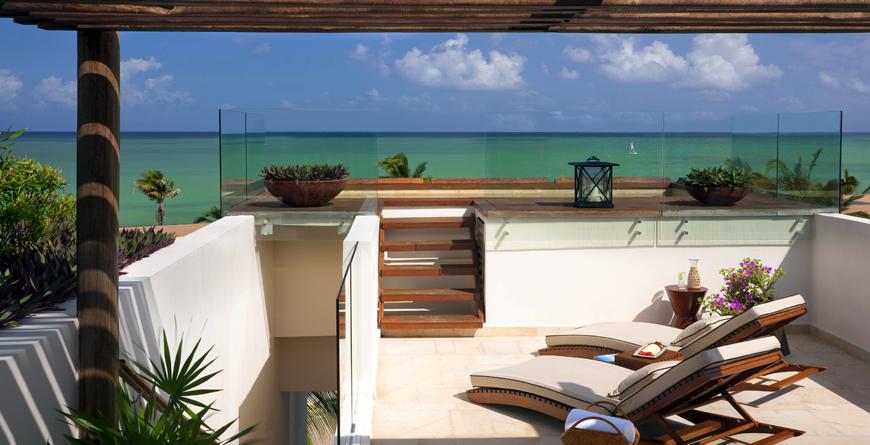 Oceanview Rooftop
