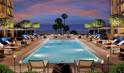 Santa Monica Loews Pool