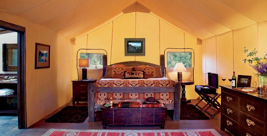 Pinnacle Camp