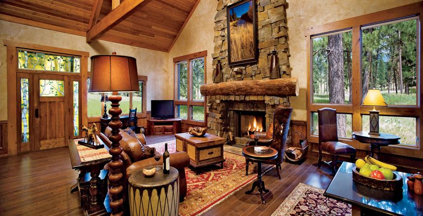 Estates Living Room