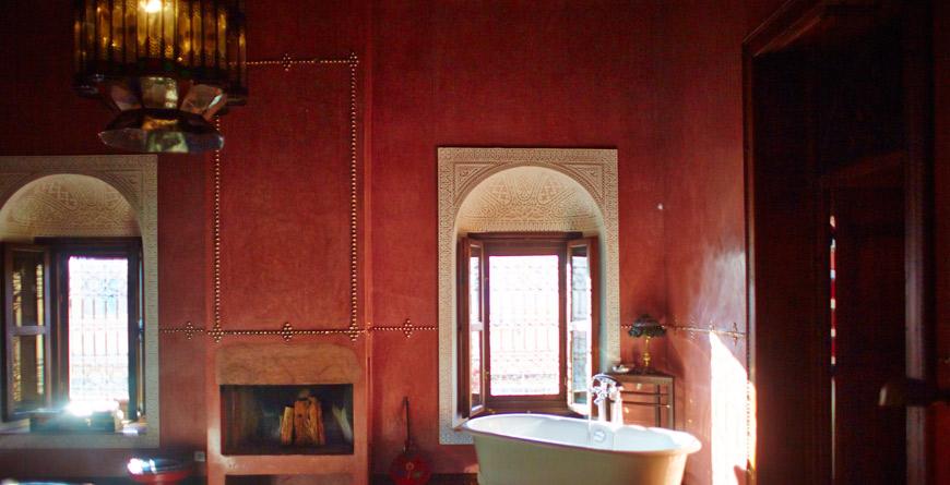 Pool Suite, courtesy of David Luftus
