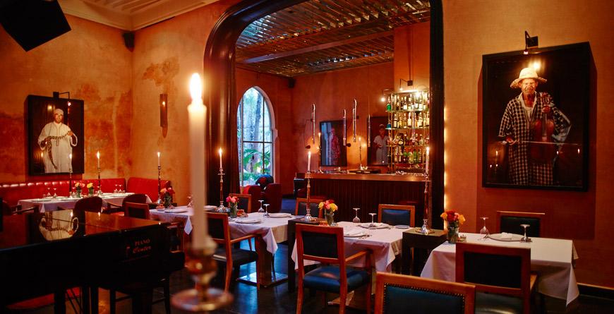 Restaurant, courtesy of David Luftus
