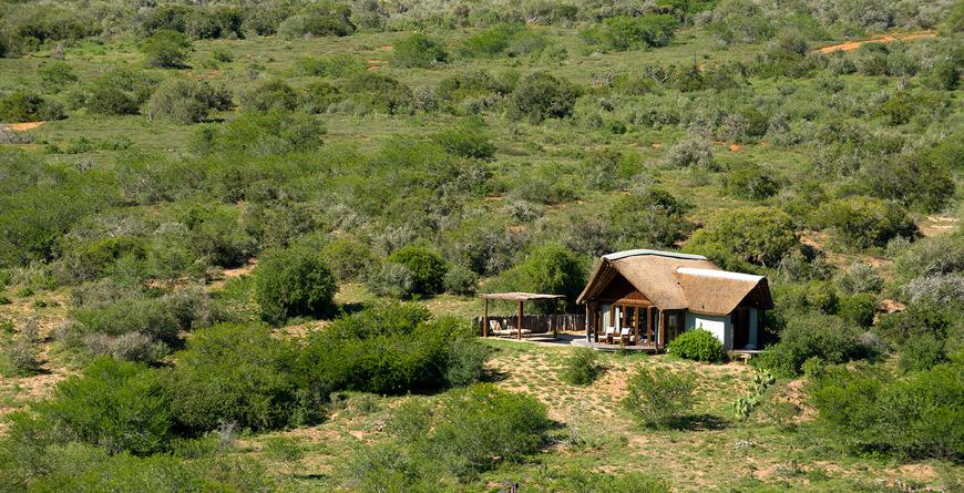 Kwandwe Great Fish River Lodge Suite Nine