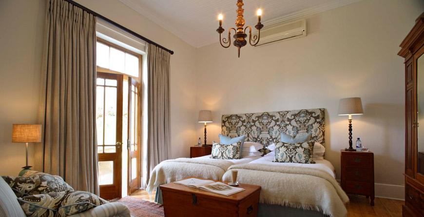 Kwandwe Uplands Homestead Room