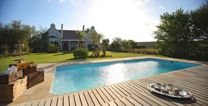 Kwandwe Uplands Homestead Pool