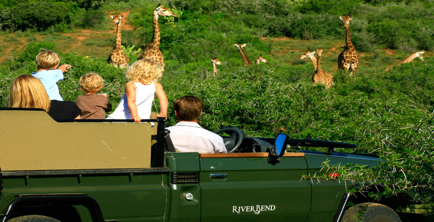 River Bend Family Game Drive