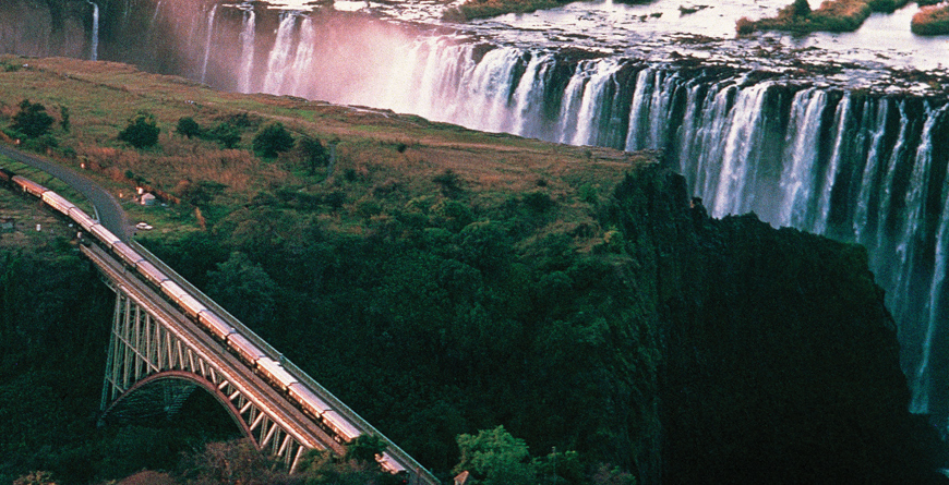 Bridge at Vic Falls