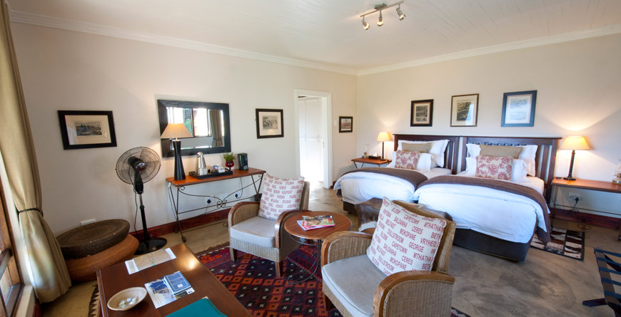 Standard Room in the Main Lodge