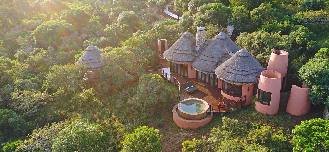 Thanda Safari Lodge