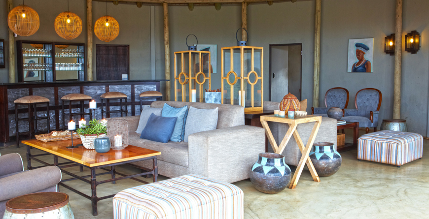 Tented Camp Lounge & Bar