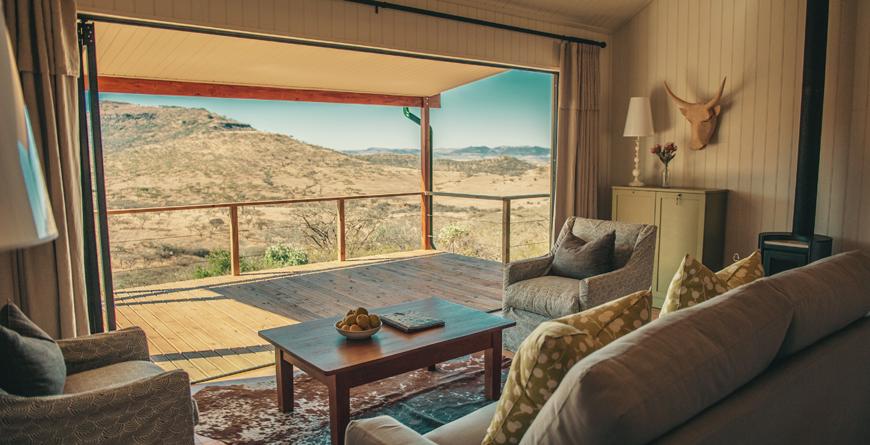 Churchills Lounge View