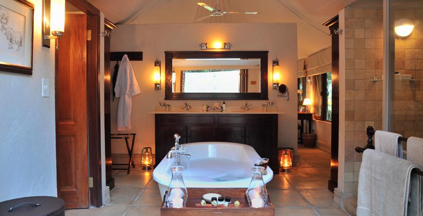 Savanna Suite Bathroom