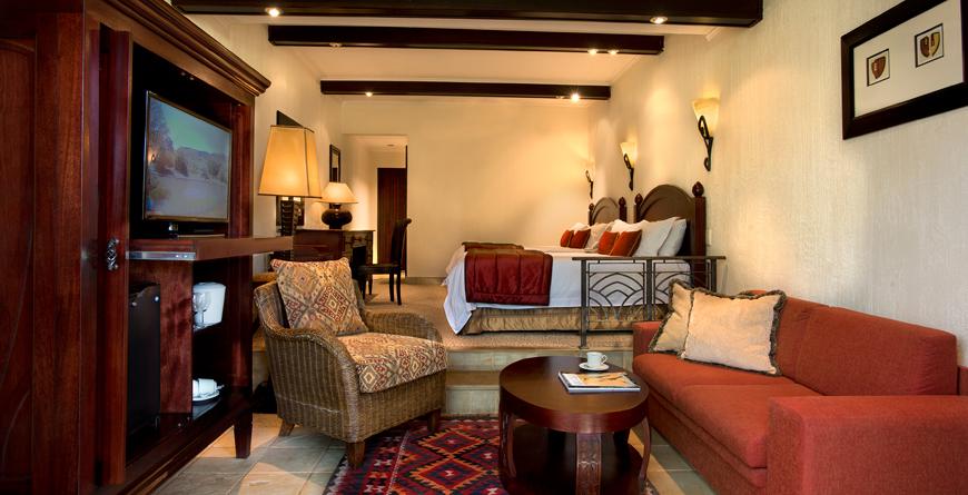 Room Lounge Area